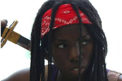 Cosplay Wednesday – The Walking Dead's Michonne