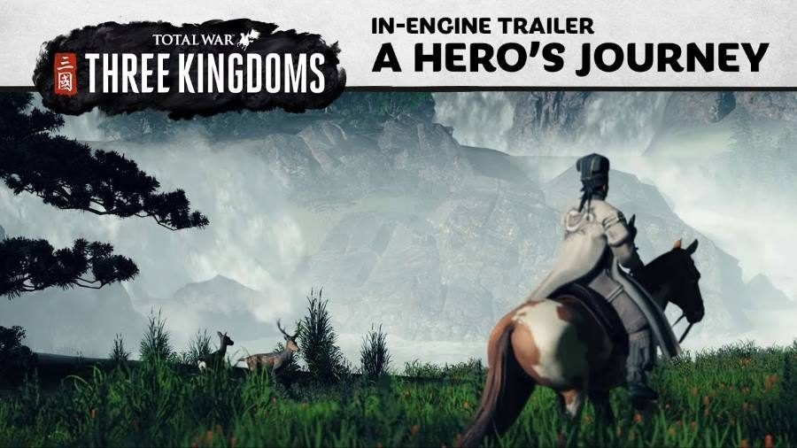 Total War Three Kingdoms A Hero's Journey - Gamers Heroes