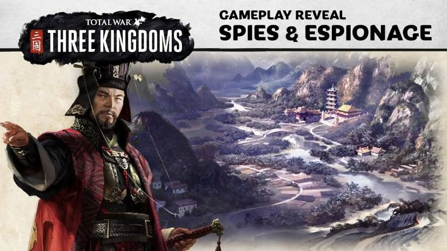 Total War Three Kingdoms Espionage - Gamers Heroes