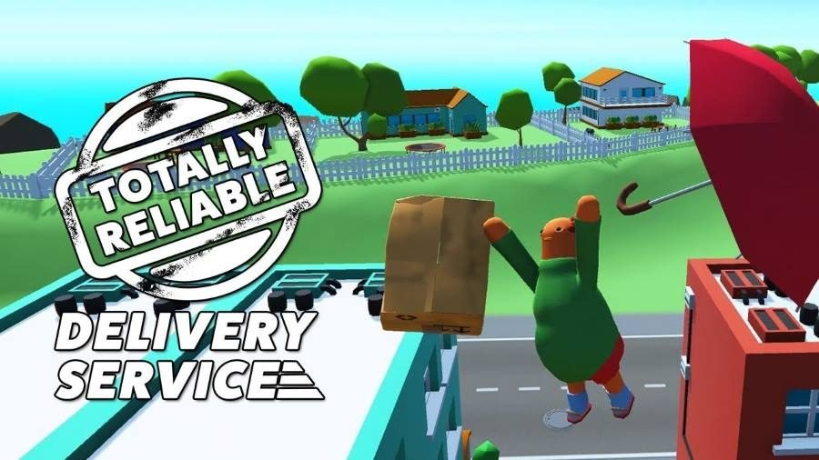 Totally Reliable Delivery Service - Gamers Heroes