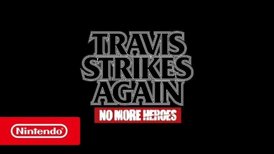 Travis Strikes Again No More Heroes - Gamers Heroes