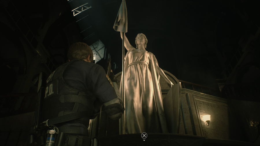 Where To Find The Three Medallions in Resident Evil 2