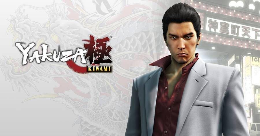 Yakuza Kiwami - Gamers Heroes