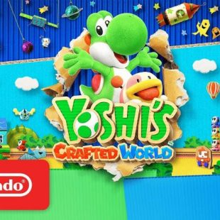 Yoshi's Crafted World Coming March 29