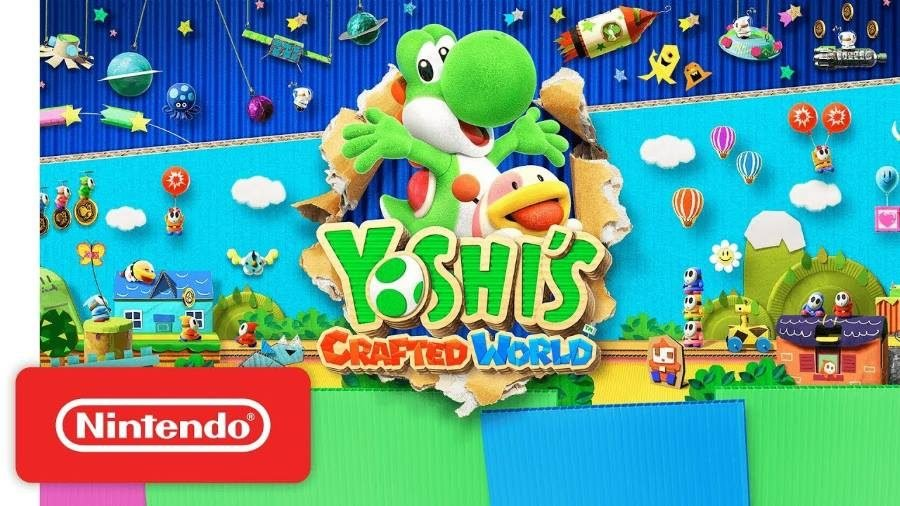 Yoshi's Crafted World - Gamers Heroes