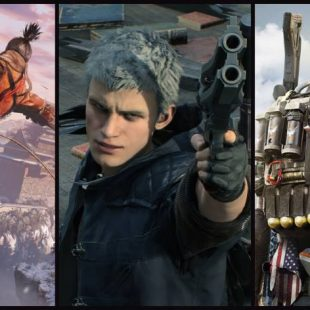 5 Games We're Looking Forward to in March
