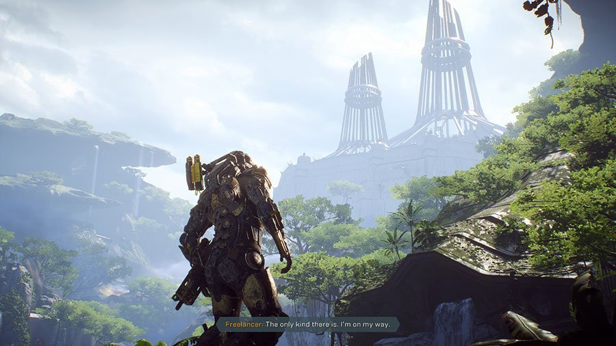 Anthem Hidden Place Location Guide