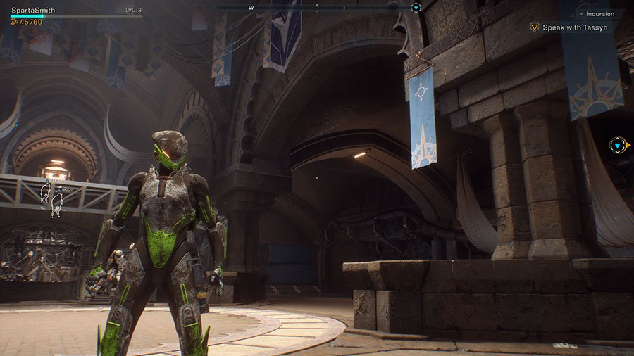 Anthem Javelin Ultimate Ability Guide