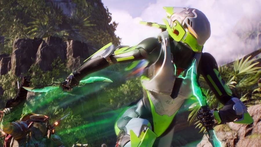 Anthem Launch Trailer - Gamers Heroes