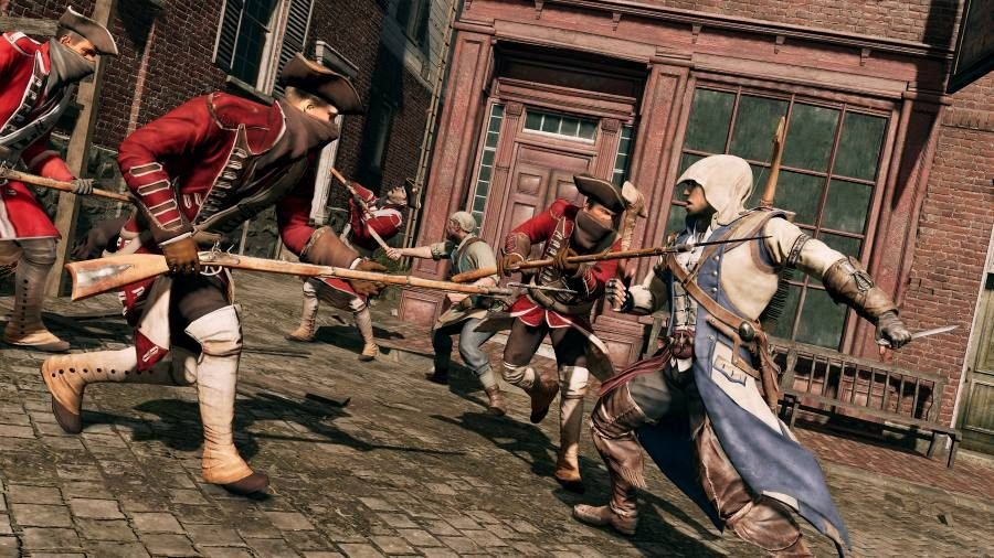Assassin's Creed III Remastered - Gamers Heroes