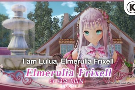 Atelier Lulua: The Scion of Arland Coming Stateside May 21