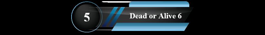 Dead or Alive 6 - Gamers Heroes