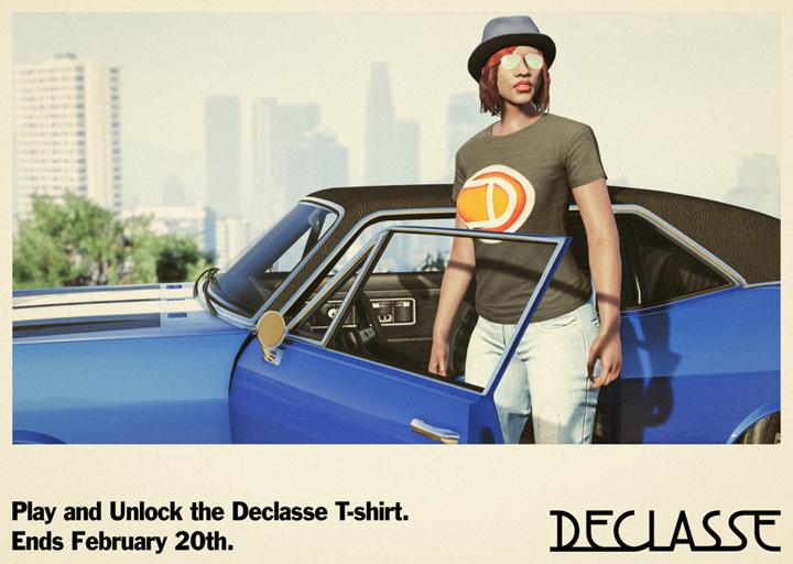 Declasse T-Shirt - Gamers Heroes