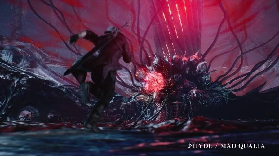 Devil May Cry 5 HYDE - Gamers Heroes