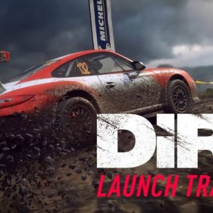 DiRT Rally 2.0 Gets Launch Trailer