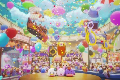 Disney Tsum Tsum Festival Coming to Nintendo Switch