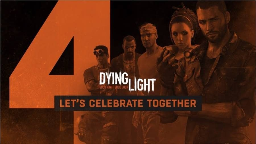 Dying Light 4th Anniversary - Gamers Heroes