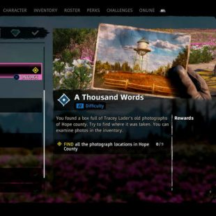 Far Cry New Dawn A Thousand Words Photograph Location Guide