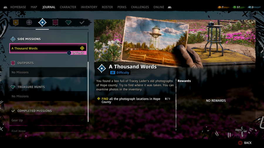 Far Cry New Dawn A Thousand Words Guide