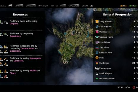 Far Cry New Dawn Music Players Location Guide