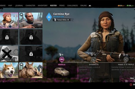 Far Cry New Dawn Roster Guns For Hire Guide