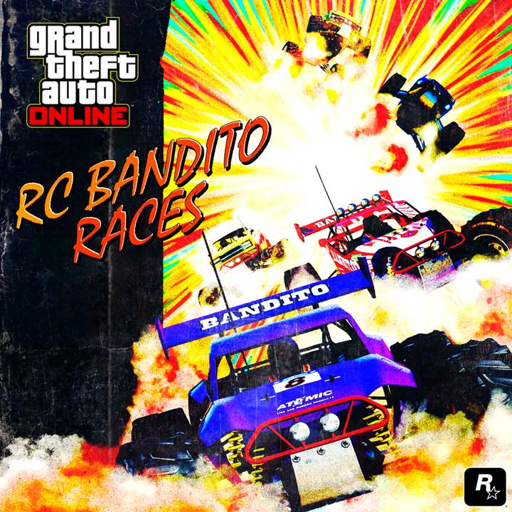 GTA Online RC Bandito - Gamers Heroes