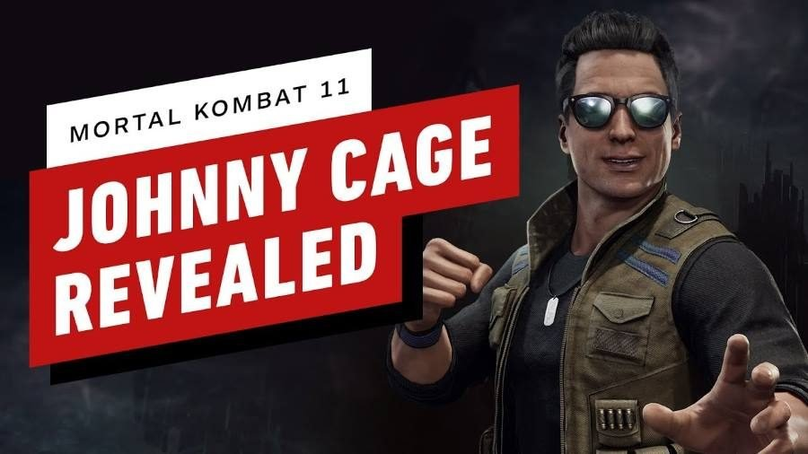 Johnny Cage Mortal Kombat 11 - Gamers Heroes