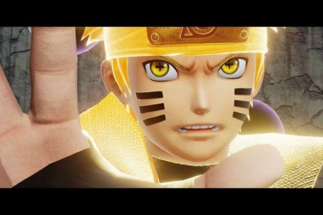 Jump Force Gets Launch Trailer