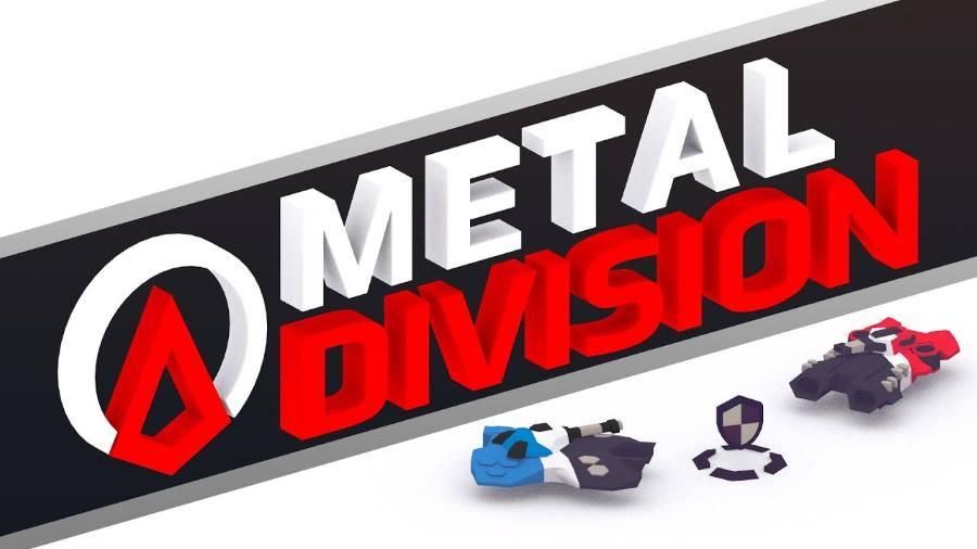 Metal Division - Gamers Heroes