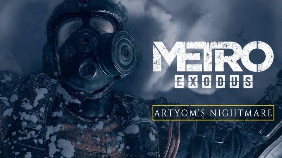 Metro Exodus Artyom's Nightmare - Gamers Heroes