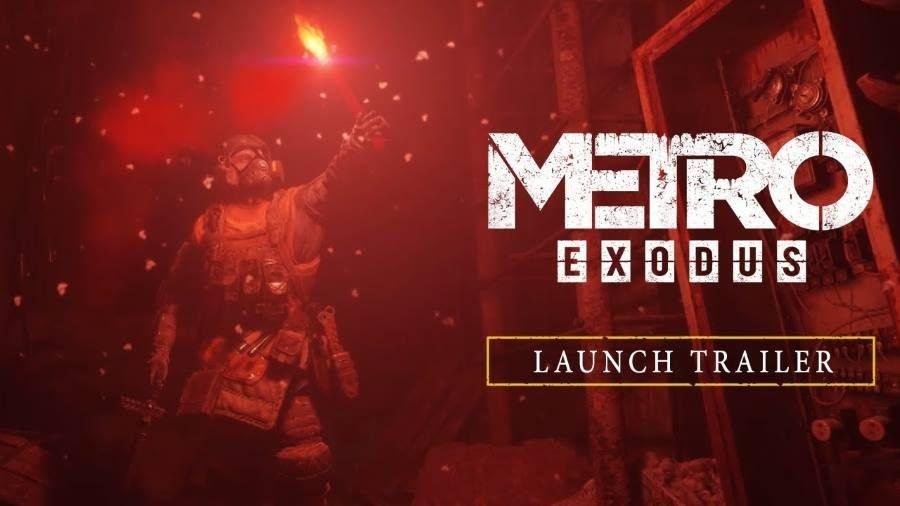 Metro Exodus - Gamers Heroes