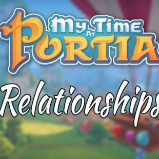 My Time at Portia Gets Relationships Trailer