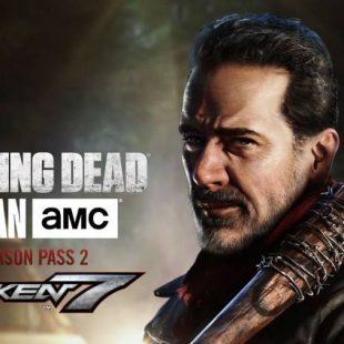 Negan Coming to Tekken 7 February 28
