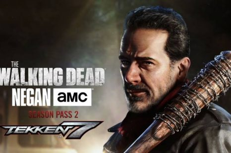 Negan Coming to Tekken 7 February 28