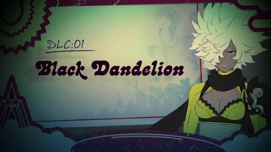 No More Heroes Black Dandelion - Gamers Heroes