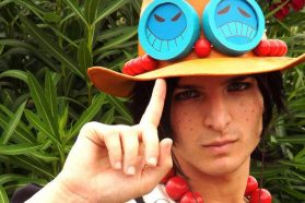 Cosplay Wednesday – One Piece's Portgas D. Ace