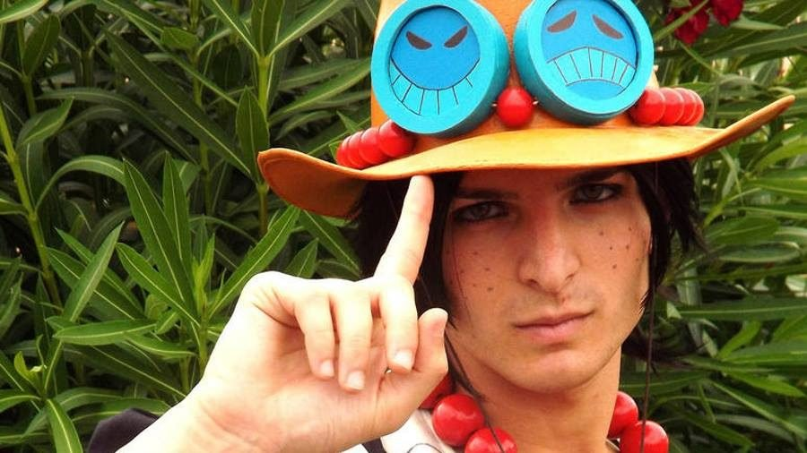One Piece Portgas D. Ace Cosplay - Gamers Heroes