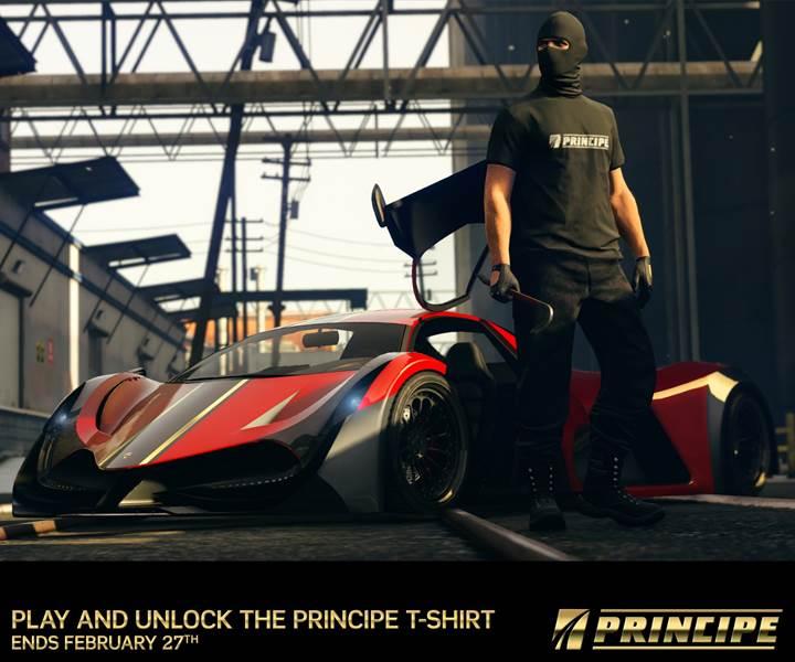 Principe Black T-shirt - Gamers Heroes