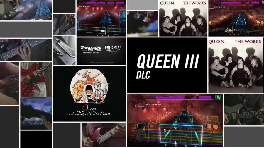 Rocksmith Queen Pack III - Gamers Heroes
