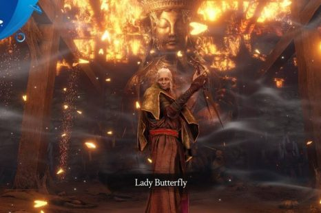 Sekiro: Shadows Die Twice Gets Lady Butterfly Trailer