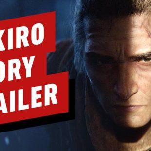 Sekiro: Shadows Die Twice Gets Story Trailer
