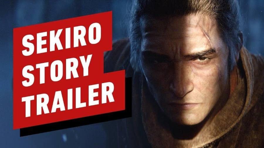 Sekiro Story Trailer - Gamers Heroes