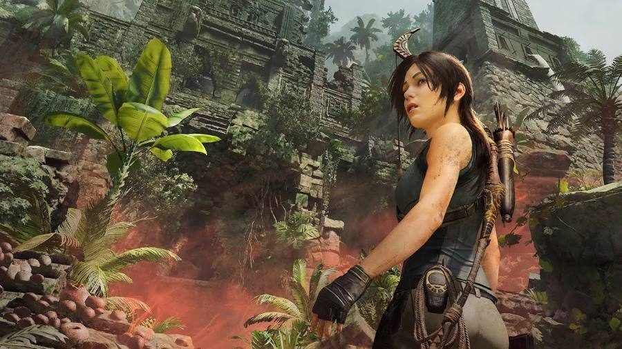 Shadow of the Tomb Raider - Gamers Heroes