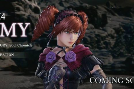Amy Coming to SoulCalibur VI