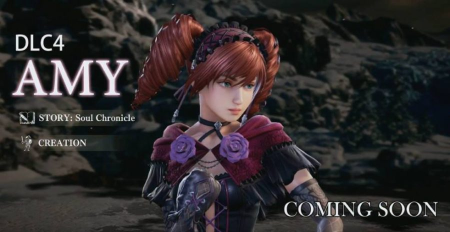 SoulCaliburVI Amy - Gamers Heroes