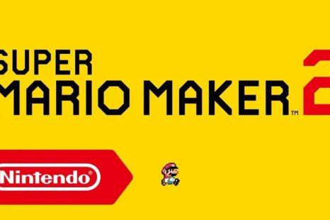 Super Mario Maker 2 Announced