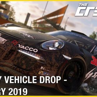 The Crew 2 February Vehicle Drop Detailed