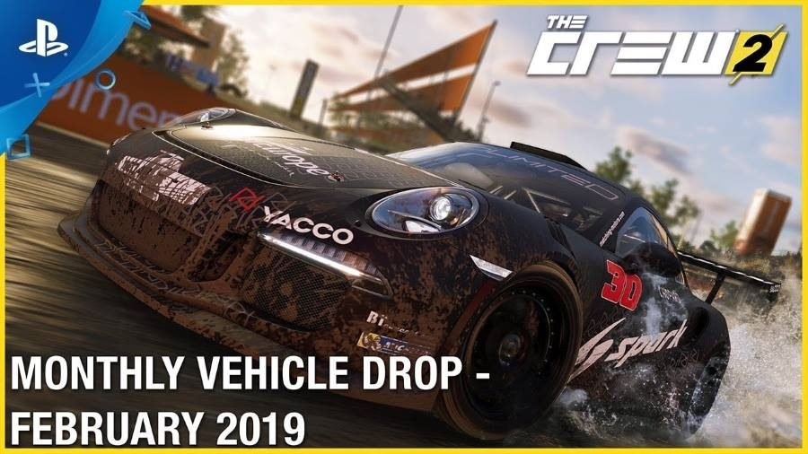 The Crew 2 February Vehicle Drop - Gamers Heroes