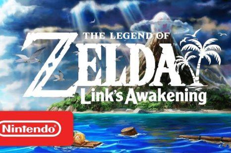 The Legend of Zelda: Link's Awakening Coming to Nintendo Switch