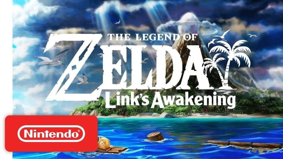 The Legend of Zelda Link's Awakening - Gamers Heroes